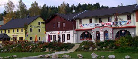 Restaurace a jiné obchody - Restaurace a jiné obchody